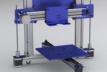 3D printer ideas / by April Dunn