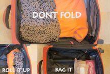 Vacation tips! / by Ella Ogle
