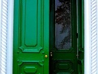 knock, knock / by Denise Wright
