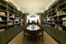 Dining Rooms & Libraries / by Wolfe Design House