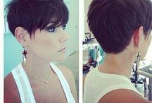Short hair cuts / by Lori DePew