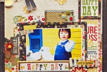 Scrap - Simple Stories Happy Day / by Suzze Tiernan