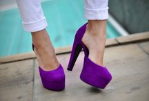 Must Luvv Shoes! / Shoe-gasm galore! / by Luvvie A