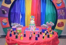 Birthday Parties / by Jennifer Haas
