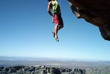 Climbing / Just hanging out & doing some climbing. :) / by Pat Caporali