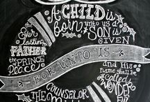 C H A L K / by Jessalynn {Adventures of a Mamarazzi}