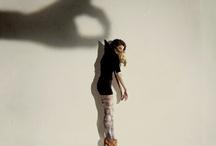 Ombre - Shadow / by Clémence Gouache