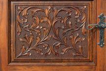 Wood carvings / by Daniel Allende