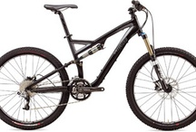 Buying a new mountain bike / I'm thinking about buying a mountain bike so going to catalog all of the contenders here first before pulling the trigger.  / by Sean Flynn