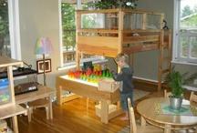 Playroom/kids room / by Holly Hoffman Minutaglio
