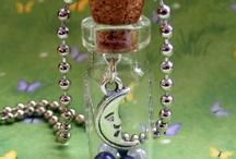 Bottle Necklaces / by Ava Schwartz