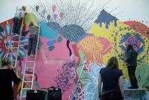 Mural/Large scale / by Alfalfa Studio