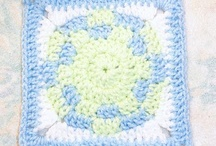 Crochet Motif Patterns - Squares / by Underground Crafter