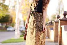 leopard...ahhhh / by Chrissi Kennison