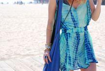 Sewing - Kimono, Beachwear, Kaftan  Upcycled / by Rhonda's Originals