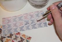 Crafts - Gesso / by Carla Chagas