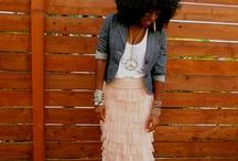 My Style / WHO AM I? / by Faith Barnes
