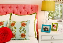 Great color combinations / by Sharon Barrett Interiors