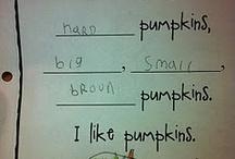 Kindergarten / by Lindsey Shipman
