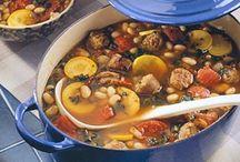 Soups / by Francine Findley-Bernal