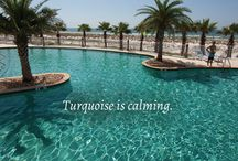 Turquoise Place / Turquoise Place sets the new standard for luxury with its two glass towers soaring 26 and 30 stories high above the beautiful Gulf of Mexico and spacious vacation residences all featuring gulf front balconies with outdoor grills and hot tubs. / by Spectrum Resorts