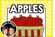 ♥ Apples ♥ / by Nicole and Eliceo