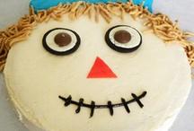 cake ideas / by Heather York