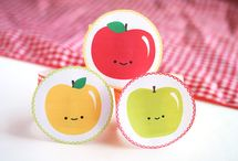 Apple's / by Hallie Keller