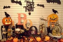 Fall/Halloween / by Lisa Munz