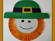 Spring Holiday Crafts and Food / Mostly St. Patrick's Day and Easter / by Jessica Howard