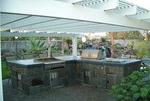 Outdoor Kitchens / by Carecraft, Inc.