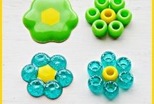 Crafts - Beads & Beans / Crafts / by Lucille Hall