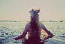 free fallin' / by Sarah Villeda