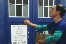 Doctor Who!!!! / by Kendall Hendler