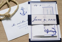 Nautical Wedding / by Whimsy B. Designs