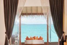 TRAVEL • Great hotel rooms / by Frank Coronado