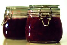 Food from Greece: Γλυκά του κουταλιου / μαρμελάδες / jams / marmelades and traditional Greek fruit treats. / by Rozalia Zeibeki