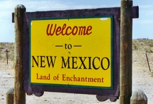 LAND OF ENCHANTMENT.... / New Mexico, Land that I love / by Carmen Cedeno