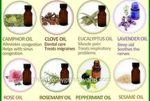 Essential Oils / by Shellie Johnson