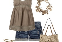 Outfit ideas / by Stacie Camp