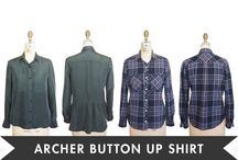 Button down  / by Sew Independent