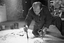 Jackson Pollock / by J de Asturias
