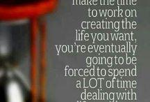 Beautiful quotes ❤ / by Ashley Brackett