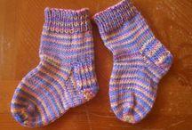 Sock patterns / by Robin LaLone