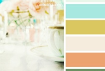 Color & Pattern Inspiration / by Melinda Harris