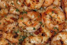 Seafood Recipes / by Diane Noble