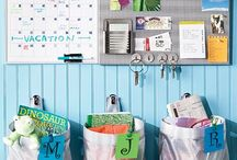 A place for everything- everything in its place / Organization & Cleaning / by Susan Lindsay