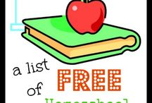 Homeschooling -FREE Resources / by Barbie Swihart