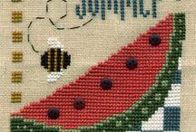 Cross Stitch Summer / by Donna Parris