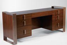 Desks / #furniture #contemporary #desks #executive #modern #interiordesign / by Antoine Proulx LLC